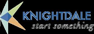 Knightdale logo w-tag_CMYK